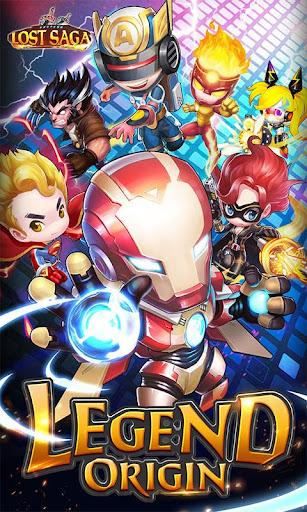 Lost Saga-Avengers awaken Screenshot