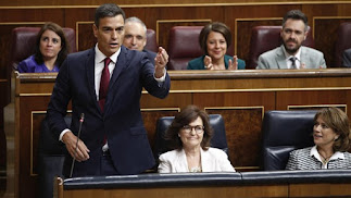Imagen de archivo de Pedro Sánchez, presidente del Gobierno.