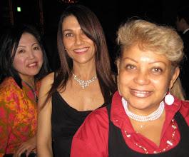 Photo: with friends Sueli and Celia