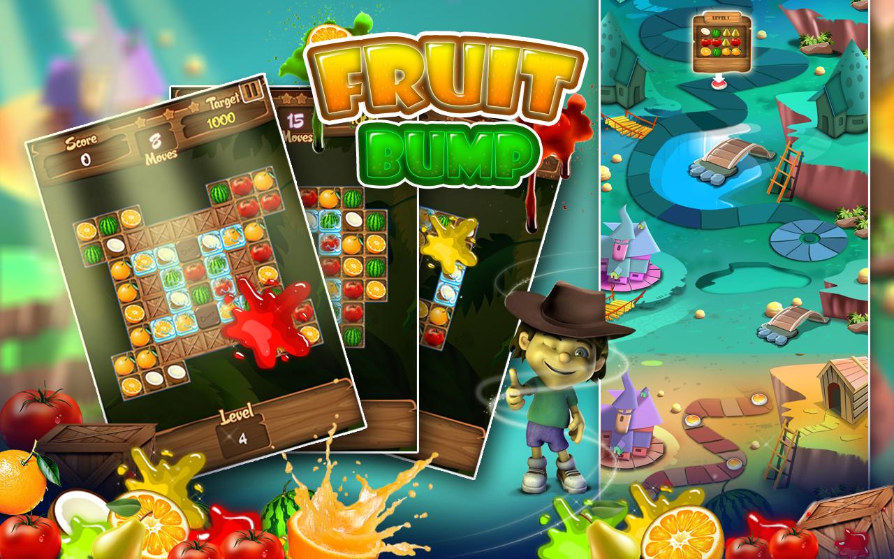 Fruit bump game free download - Fruit Bump 2017 Screenshot
