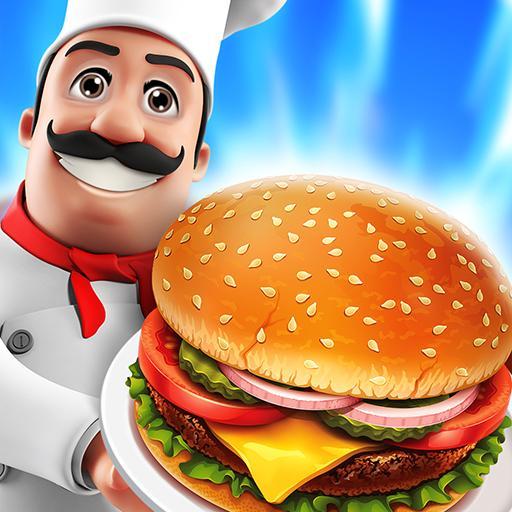 Food Court Fever: Burger Cook