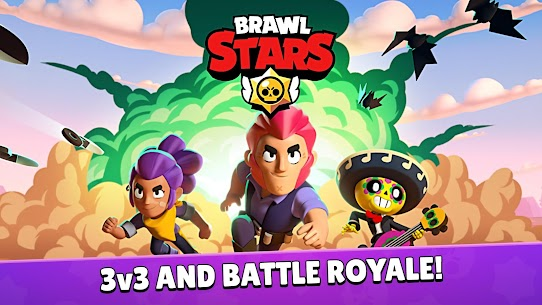 Brawl Stars Mod Apk [Private Server + Unlimited Money] 29.270 7