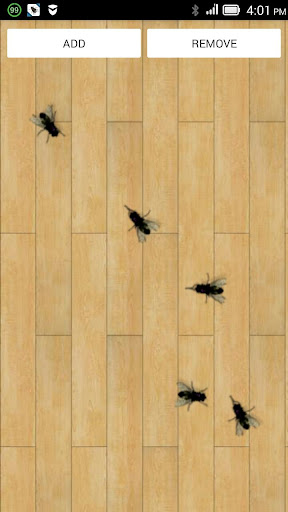Movable Flies
