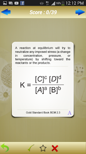 MCAT Biochemistry Flashcards- screenshot thumbnail