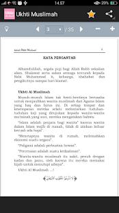 Ukhti Muslimah - náhled