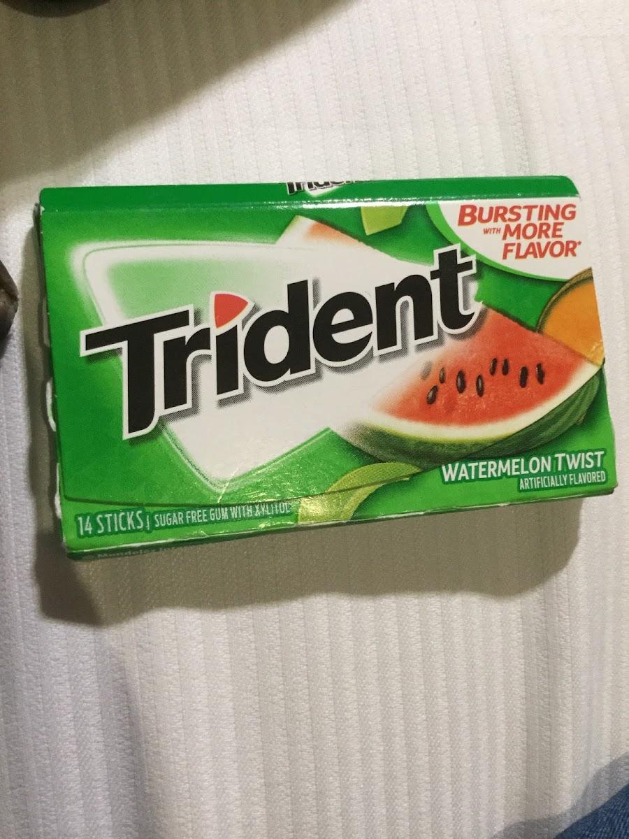 Watermelon Twist Sugar Free Gum With Xylitol