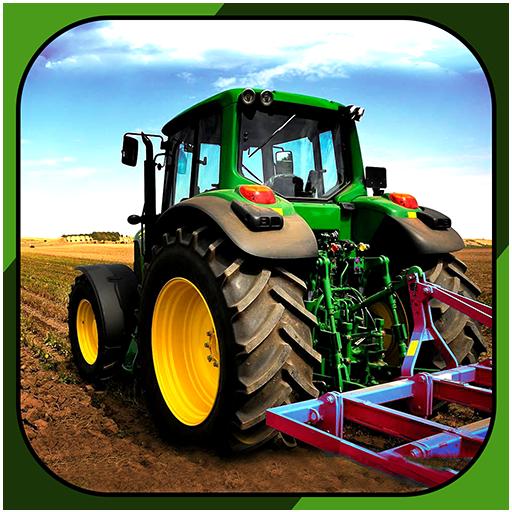 トラクター農家シミュレータ2016 模擬 App LOGO-硬是要APP