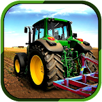 Tractor Farmer Simulator 2016 Icon