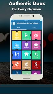 Muslim Dua series: Islamic Duas for Daily Life - náhled