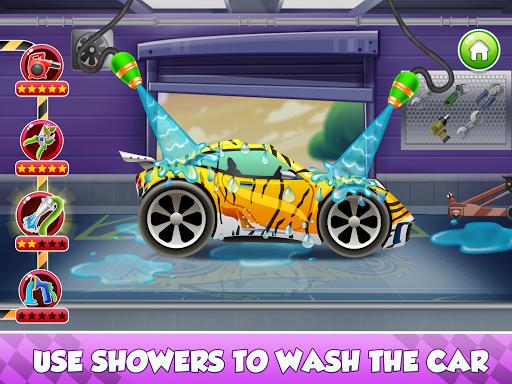 Télécharger Enfants Car Wash Salon et service Garage APK MOD (Astuce) screenshots 6