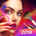 Makeup Camera and Beauty Makeover Photo Editor icon