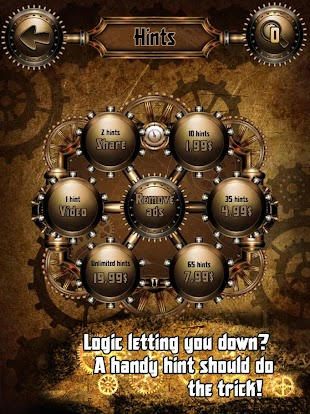 Mechanicus – steampunk puzzle v 1.028 MOD Apk [Unlimited Hints] – Android Games
