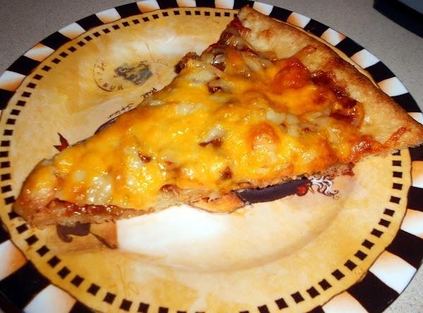 Cheesy Bbq Chicken Pizza Recipe