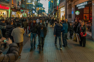 Photo: İstiklal Caddesi