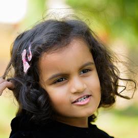 by Sarath Sankar - Babies & Children Child Portraits