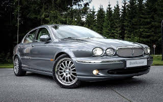 Jaguar X Type 2.5 V6 Awd Rent Telemark