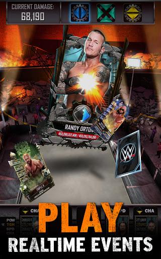 WWE SuperCard u2013 Multiplayer Card Battle Game apktram screenshots 10