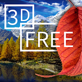 Autumn Leaf Fall Live Wallpaper FREE