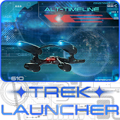 ? TREK ? Launcher Icon