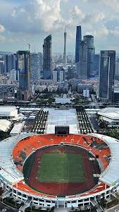 Guangzhou Football Wallpaper screenshot 0
