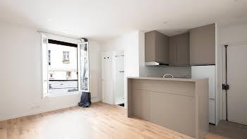 Appartement 2 pièces 35,09 m2