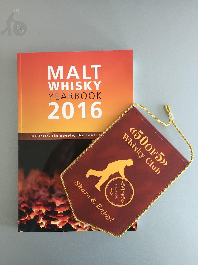 Malt Year Whisky 2016