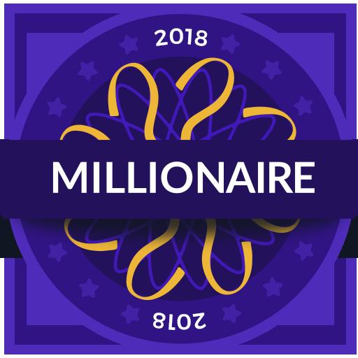 Millionaire 2018 - Trivia Quiz Online for Family