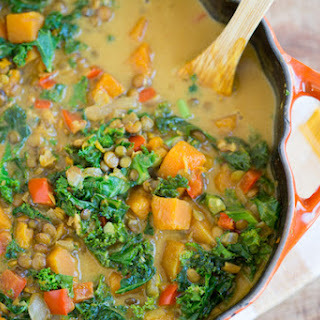 Curry Butternut Squash Coconut Milk Recipes