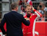 📷 Sebastian Vettel gaat voor een ander soort coronacoupe