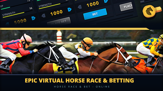 Horse Racing & Betting Game (Premium) Screenshot