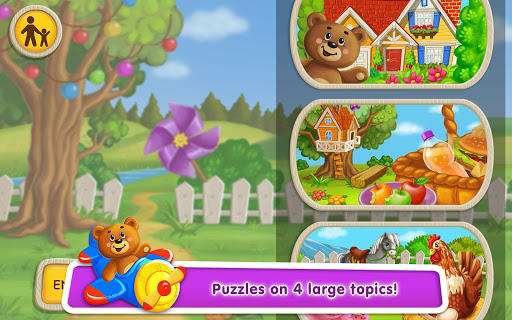 Preschool games for kids - Educational puzzles android2mod screenshots 18