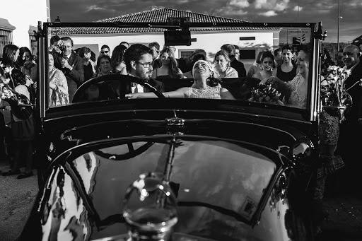 Wedding photographer Eliseo Regidor (EliseoRegidor). Photo of 17.03.2016