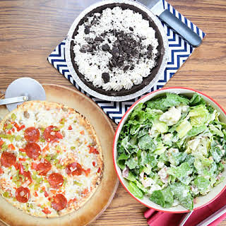 Aunt Connie's Salad.