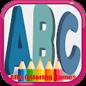 ABC Coloring fun Games - New icon