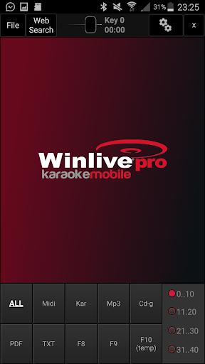 Winlive Pro Karaoke Mobile for PC