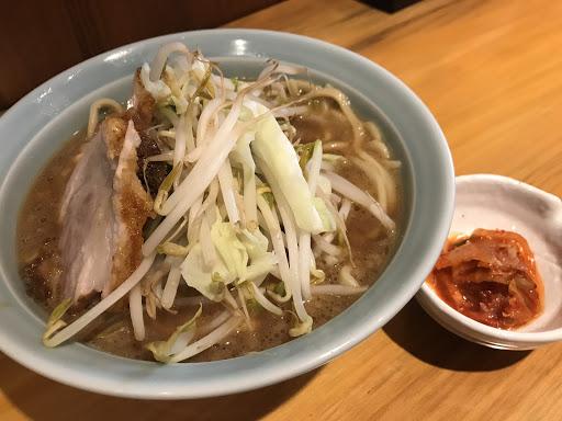 好吃!好日本的拉麵🍜喔!
