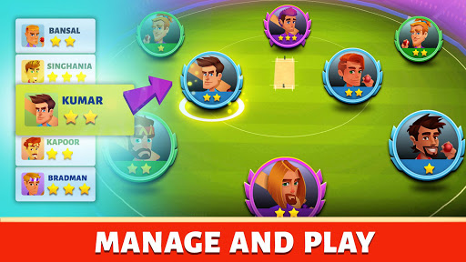 Hitwicket™ Superstars 2020 - Cricket Strategy Game apkbreak screenshots 1