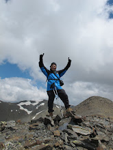 Photo: El Cim Baix de les Arques (2.782 m)
