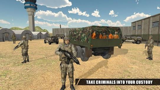 Army Criminals Transport Ship 8