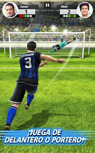 Football Strike - Multiplayer Soccer Screenshot