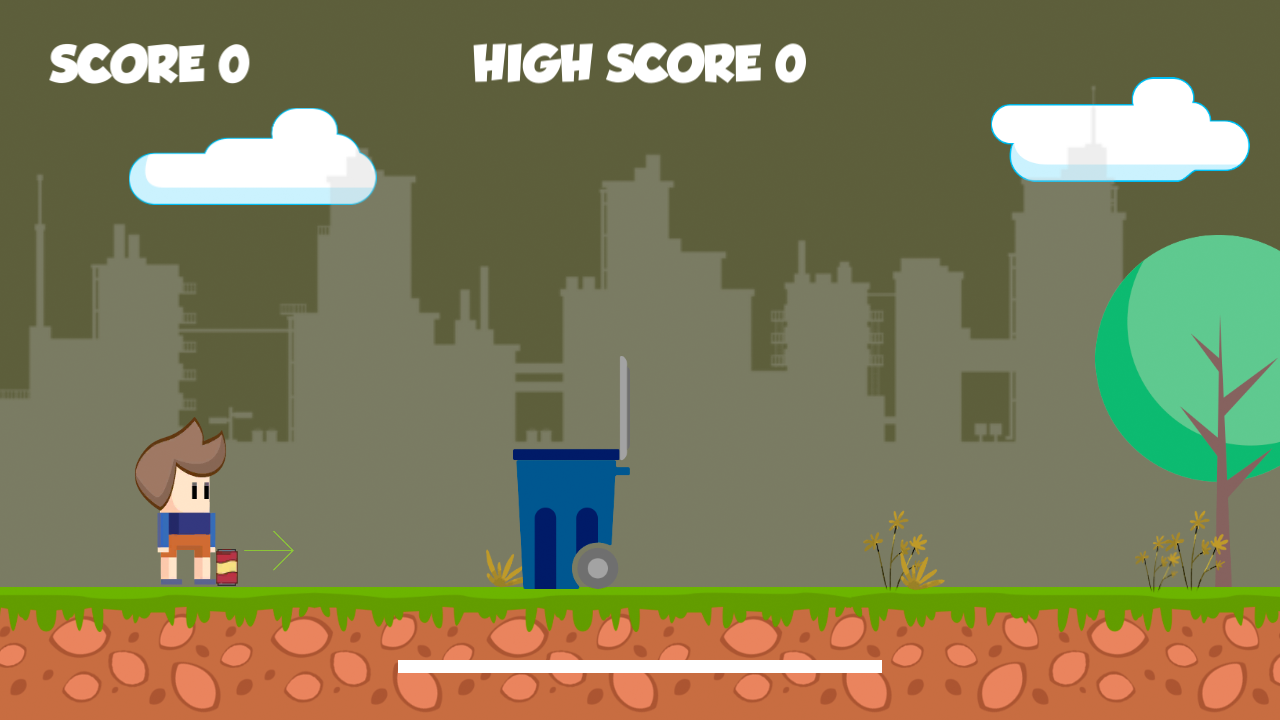 Can Kick!- screenshot
