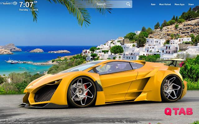 Lamborghini Wallpapers Lamborghini New Tab