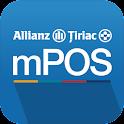 Allianz-Tiriac mPOS
