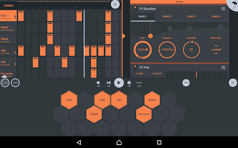 FL Studio Mobile v3.2.61 [Patched] APK + Data OBB 5