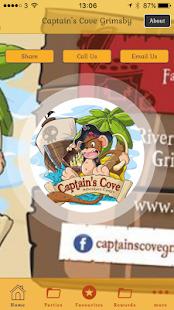 Captain's Cove - náhled