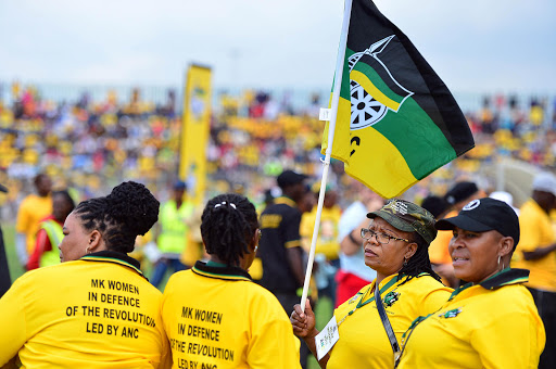 ANC supporters will be out in force in Durban, but the Western Cape branch will not be paying for ordinary members to attend the celebrations. They have been told to watch proceedings on television. File Photo.