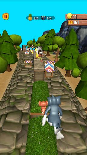 Subway Tom Rush : Jerry Escape 2.5 screenshots 2