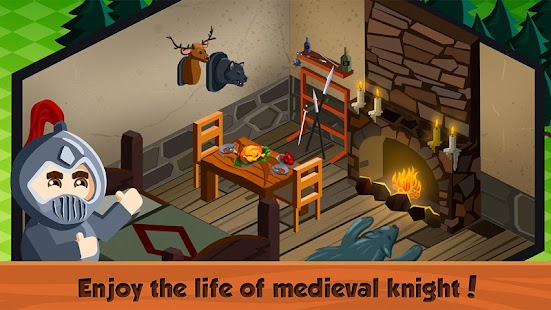 Medieval Jousting Knight Life Tycoon - náhled