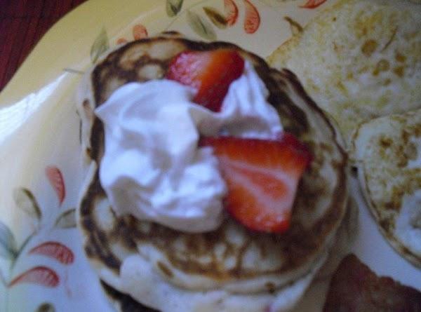 Strawberry Pancakes Recipe