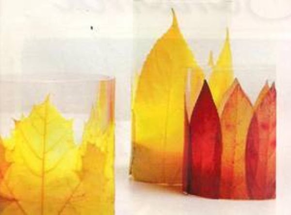 Flaming Foliage (craft) Recipe